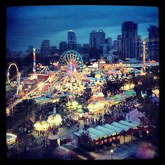 Calgary Stampede 2014