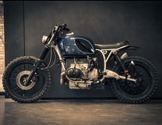 BMW caferacer by ER Motorcycles