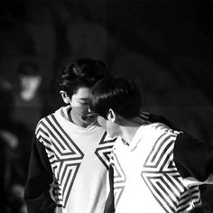 Baekyeol real as ever!
