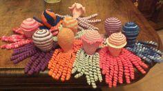 Deze inktvisjes zijn gemaakt door Petra.