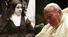 Reliquias de Juan Pablo II y Teresita de Lisieux en la JMJ - Aleteia