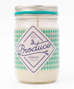the perfect gift for your hipster friends: Kale Candle