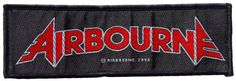 Official Airbourne Sew-on Patch measuring approx 130mm x 40mm featuring the red logo design Ofiicially Licensed Merchandise See all Airbourne Band