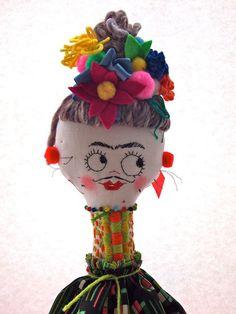 Jess Quinn Small Art. Frida