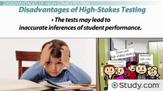 Image result for high stakes testing