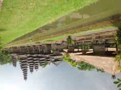 Taman Ayun Royal Temple In Bali, Indonesia