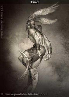 Hermes divinità greca