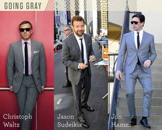 The Suit: The Gray Two Button