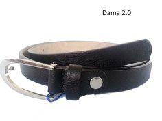 cinturon 2.0 cms color negro