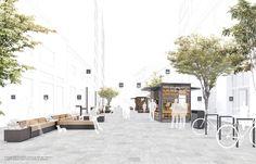 Primeiro lugar no Concurso Público Nacional de Ideias para Elementos de Mobiliário Urbano de São Paulo / Estúdio Módulo