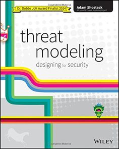 Threat Modeling: Designing for Security by Adam Shostack. The only security book to be chosen as a Dr. Dobbs Jolt Award Finalist since Bruce Schneier's Secrets and Lies and Applied Cryptography ! Adam Shostack is responsible for security development lifecycle threat modeling at Microsoft and is one of a handful of threat modeling experts in the world. Now, he is sharing his considerable expertise into this unique book. With pages of specific actionable advice, he details how to build…