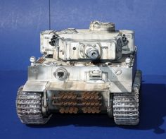 TRACK-LINK / Gallery / Tiger I #100 sPzAbt 502 Winter 1942 - 1943
