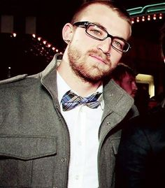 Boys with glasses and beards…oh my!