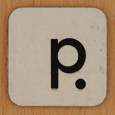 https://flic.kr/p/dxvesX | Word Making & Anagrams letter p