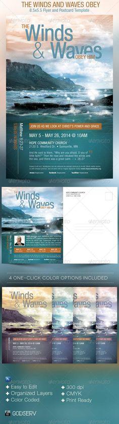 Future Conference Bifold Brochure Template #design Download