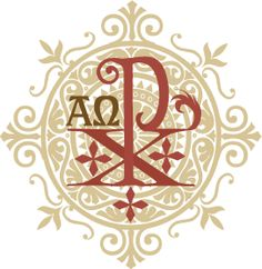 Alpha and Omega, Chi-Rho … http://corjesusacratissimum.org/2015/03/on-christendom-and-europe-and-the-faith-by-hilaire-belloc/