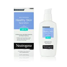 The 14 Best Scrubs, Microdermabrasives & Peels: Neutrogena Healthy Skin Face Lotion With AHAs, $10.99