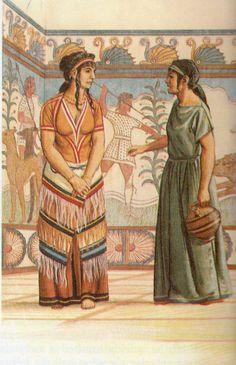 Ancient Troy, Ancient Aliens, Ancient History, Greek History, European History, Ancient Egyptian Art, Ancient Greece, Minoan Art, Bronze Age Civilization