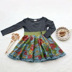 francine matilda | Matilda Jane Field Trip Francine Dress Sz 8