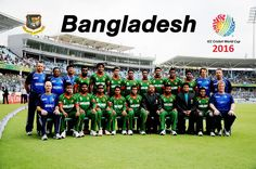Bangladesh Team Squad Players List for ICC T20 World Cup 2016 Match Schedule