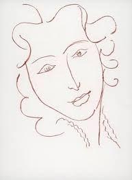 Henri matisse line drawings -