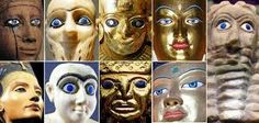"""Ancient Sumerian civilization is credited with having the first writing, schools, courts, and many other """"firsts"""". The ancient Sumerians thought that blue eyes were a sign of the gods (i.e. the Anunnaki). The Sumerian nobility were blue eyed and fair haired, as most of their busts show. But also in ancient Egypt, arguably one of the world's oldest known civilizations, we find many blonde and fair-haired mummies."""