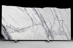 New York marble. Thin but very 'hard' veins.