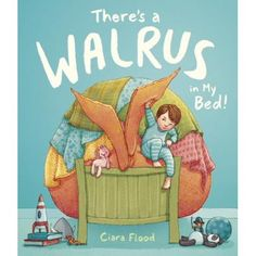 """Read """"There's a Walrus in My Bed!"""" by Ciara Flood available from Rakuten Kobo. It's time for Flynn to sleep in his first ever big boy bed, but there's one rather large problem—a walrus! Mom and Dad p. Gif Sur Yvette, Le Morse, Reuse Old Tires, Reuse Recycle, Recycling, Dog Calendar, Big Beds, Ocean Creatures, How To Get Sleep"""