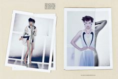 'Lost in Details' : Arizona Muse by Paolo Roversi for Set Designer Shona Heath in Vogue Italia