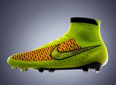 Nike Brings Flyknit to the Pitch with the Magista Boot