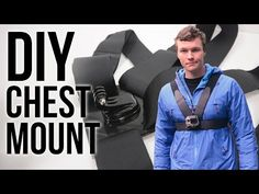 DIY GoPro Chest Mount - YouTube