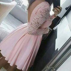 rose dress <3