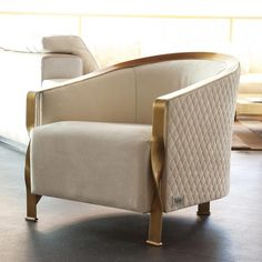 Our crimp sofa is a masterpiece and it can be of your home too. Pair it up with our imperial side table to complete the look. Living Room Sofa Design, Bedroom Furniture Design, Sofa Furniture, Living Room Chairs, Home Decor Bedroom, Luxury Furniture, Living Room Designs, Futuristic Furniture, Plywood Furniture