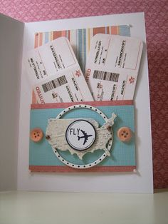 Madcap Frenzy: graphic design, diy, papercrafts and everything in-between: Surprises and Jetplanes...