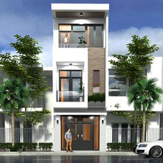 https://flic.kr/p/xfh7oZ | Street's house concept (Mr.Phu) | Quang Ninh Date…