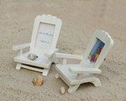 Miniature Folding Beach Chairs (Set of 8)