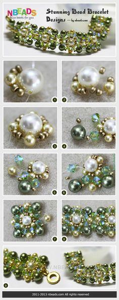 stunning bead bracelet designs