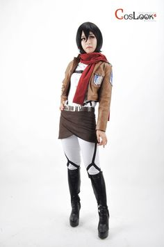 New Attack On Titan, Punk, Cosplay, Costumes, Big, Outfits, Fashion, Tall Clothing, Moda