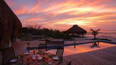 Sleep, swim, eat, and let go on the beach! Azura, Bazaruto Archipelago, Mozambique #SunSandSea