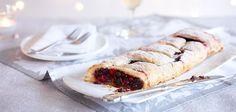 Christmas Puff Mince Pies - Sainsbury's Christmas Recipes