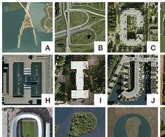 Google Earth Alphabet  By Thomas de Bruin