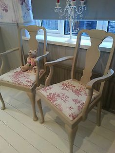 Stunning Shabby Chic Feature / Bedroom / Boudoir / Occasional Chair
