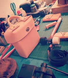 #Annoni #AnnoniBags #BuenosAires #Argentina #Handmade #Leatherwork #LeatherBag