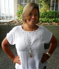 Portal da Flá: Look do dia - Calça estampada + Blusa branca!!