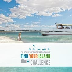 Imagine your next vacation #throughglass. We're giving away a trip to The Beaches of Fort Myers and Sanibel and your very own pair of #GoogleGlass as part of the Find Your Island Challenge. Enter now!