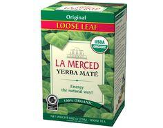 LA MERCED ORGANIC - LOOSE LEAF 1/4 KG