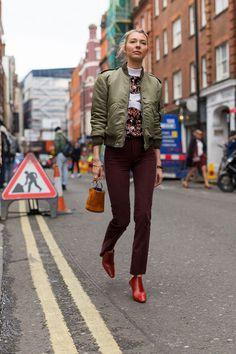 Chelsea Girls: London Street Style Fashion Week 2016