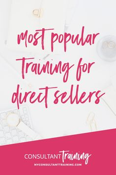 Feel like your business isn't growing fast enough? Check out these tools of the trade for established direct sellers who want to level up.#directsellers #directsales #directsalestraining
