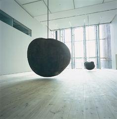 Antony Gormley: Body and Fruit (1993) | 17 May - 25 August 2003 | Photo: Colin Davison | © 2003 BALTIC Centre for Contemporary Art