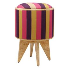 Storage stool - Patron Design